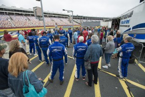 NASCAR Racing Experience group