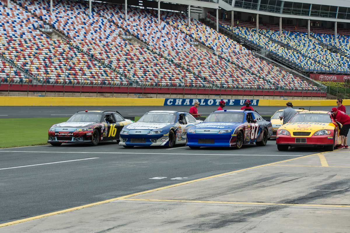 September 26 2014 concord north carolina nascar racing Nascar experience las vegas motor speedway
