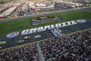 Nascar racing experience schedule nascar racing experience for Ride along charlotte motor speedway