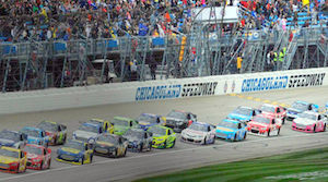 Chicagoland Speedway NASCAR Experience Schedule of Events