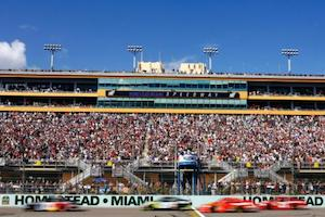 Miami NASCAR Experience Schedule of Events