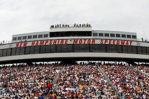 NASCAR racing experience New Hampshire Motor Speedway