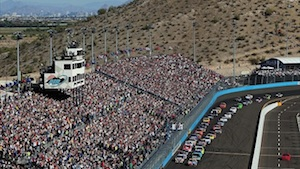 ISM Raceway NASCAR Experience Schedule of Events