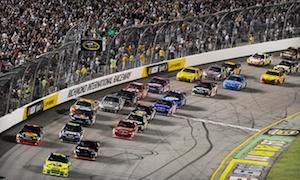 NASCAR racing experience Richmond