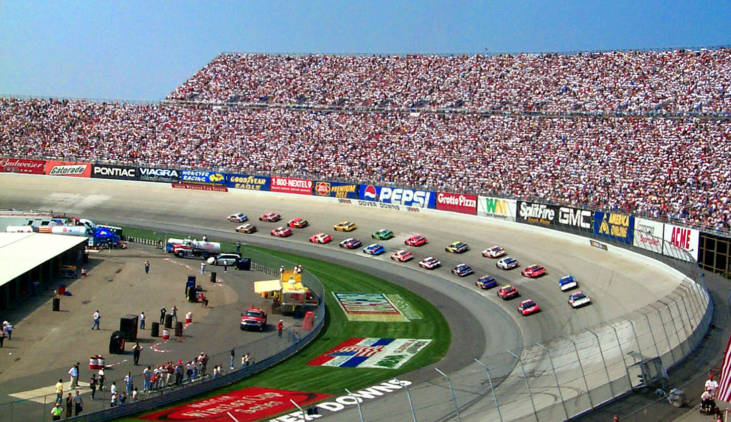 dover racing experience