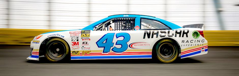 Racing adventure nascar racing experience for Nascar racing experience texas motor speedway