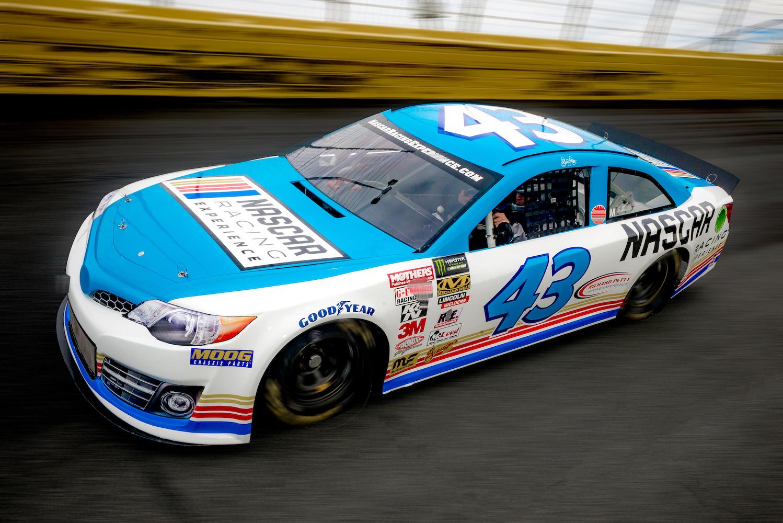 NASCAR Ride Along Sale at NASCAR Racing Experience
