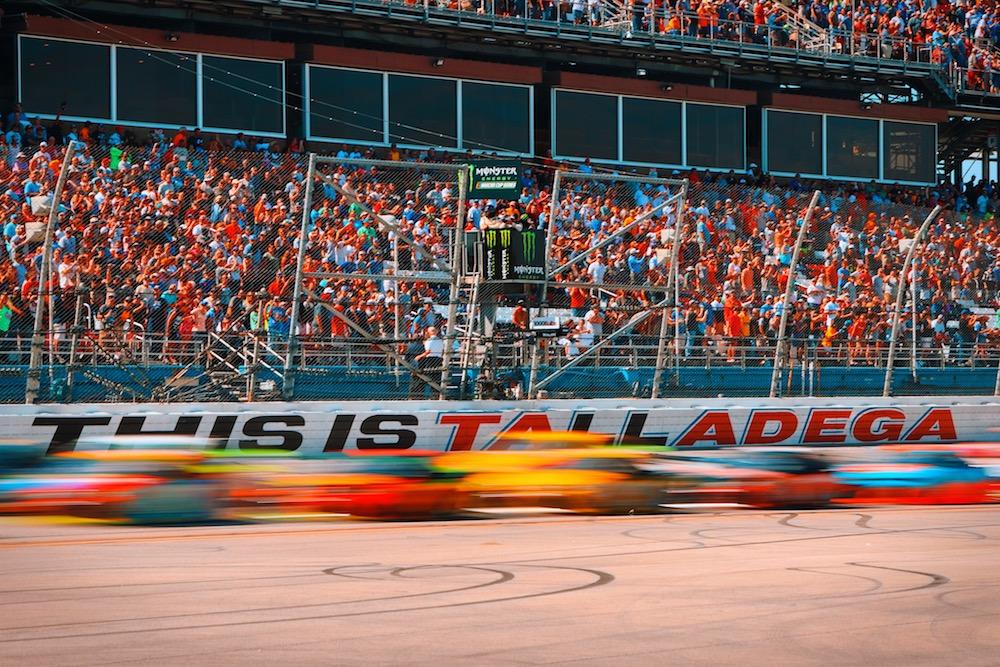 NASCAR Racing Experience Talladega Superspeedway