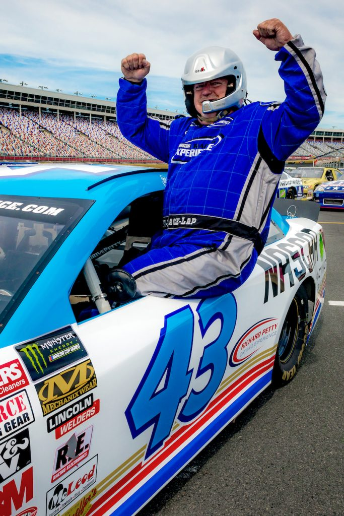 NASCAR racing experience prices
