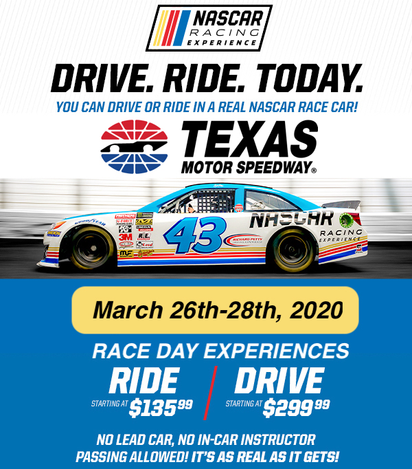 Texas Race Day Experience