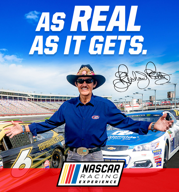 Richard Petty NASCAR Experience